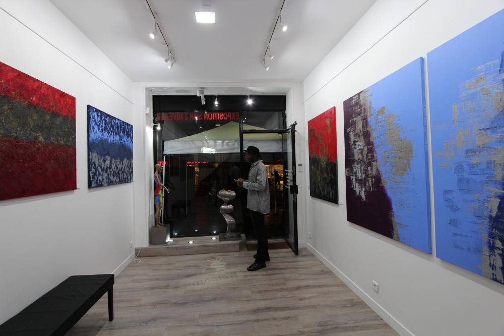 1er étage de la galerie